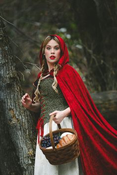 ...Red Riding Hood...Believe the Legend - Beware the Wolves...