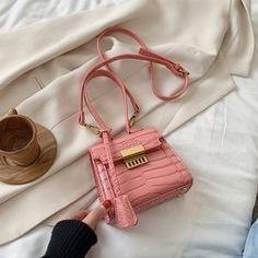 Mini PU Leather Crossbody Bags For Women – sherazad shop