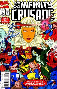 The infinity crusade #5
