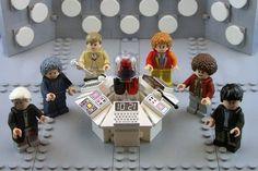 lego doctor who Lego Doctor Who, 12th Doctor, Lego Tardis, Dalek, Lego 4, Lego Toys, Lego Worlds, Custom Lego, Lego Creations