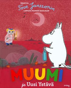 Moomin and the New Friend by Tove Jansson, available at Book Depository with free delivery worldwide. Moomin Books, Penguin Books, Troll, Magical Pictures, Tove Jansson, Terry Pratchett, New Friends, History, The Originals