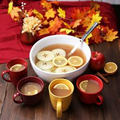 This Slow Cooker Apple Cider Will Be Your New Favorite Fall Cocktail
