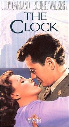 The Clock (1945)-Sometimes when a girl dates a soldier she isn't only thinking of herself. She knows he's alone and far away from home and no one to talk to and... What are you staring at?