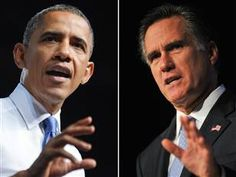 59. Image: Barack Obama and Mitt Romney composite
