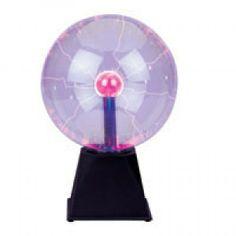 Bola de plasma, ¡deja a tus amigos asombrados teniendo tu propia bola de plasma!