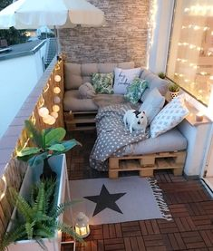 36 Awesome Small Balcony Garden Ideas - first apartment - Balcony Furniture Design Apartment Balcony Decorating, Apartment Balconies, Apartment Living, Living Room, Apartment Porch, Rustic Apartment, Condo Living, Small Apartment Patios, Student Apartment Decor