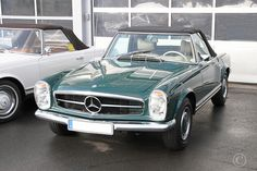 1968 Mercedes W113 Pagode (07)