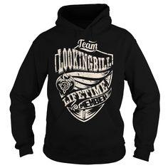 Team LOOKINGBILL Lifetime Member (Dragon) - Last Name, Surname T-Shirt