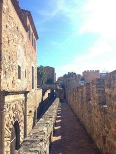 Muralla de Cáceres, Patrimonio de la Humanidad, España