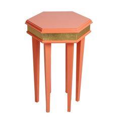 Lamshop - Hexagonal Macaroon Table