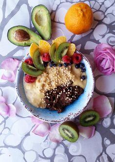 Mandariini-snickers (n)ice-cream - Terveelliset herkut