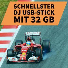 Schnellster DJ-USB-Stick mit 32 GB USB-Stick #USBStick #32GB #DJ