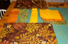 "I decided I wanted a new table runner. I wanted it fast. I wanted it easy. I wanted to not only make it but design it myself. So I did. I called it the DIY Fast and Easy Fall Table runner. What did I buy?  I wanted napkins also so I purchased 4 yards of... <a href=""http://www.chicagonow.com/quilting-sewing-creating/2013/11/diy-fast-and-easy-fall-table-runner/"" class=""more-link"">Read more »</a>"
