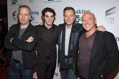 Saul, Walt Jr., Walt & Hank