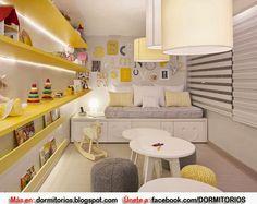 Dormitorios: Fotos de dormitorios Imágenes de habitaciones y recámaras, Diseño y Decoración: IDEAS PARA DECORAR TU CUARTO