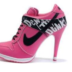 brand new 7e65f 0e710 Pink Nikes, Nike Shoes, Nike High Heels,