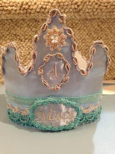 Custom Queen crown by Shawna Brockmeier
