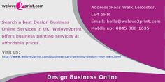 Great secure ticket printing in uk welove2print on pinterest are you searching for business card printers design business online services in uk print is offers printing services in leicester reheart Image collections