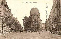 rue Ordener - Paris 18ème