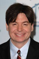 Mike Myers May 25 1963 Scarborough Ont. His career really started when he joined Sat Night Live. His major movies include Wayne's World, Dr Seuss Cat in a Hat and Austin Powers. Ugly Actors, Jewish Comedians, Wayne's World, You Make Me Laugh, Mtv Movie Awards, People Of Interest, Saturday Night Live, Celebs, Celebrities