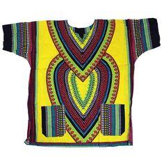 Heart Of Africa Dashiki