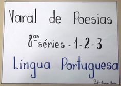 Jornal Sobral: Varal de Poesias