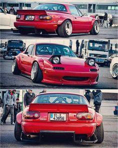 """radracerblog: """"Mazda Mx-5 Miata Rocket Bunny """""""