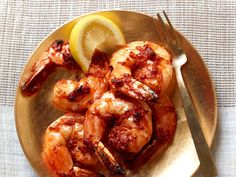 Get this all-star, easy-to-follow Horseradish Shrimp recipe from Food Network Magazine.