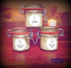 Triple Whipped Indulgent Body Souffle' & by SecretScentSociete, £30.00  http://bathandbodyguide.blogspot.com/