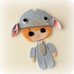 Очаровательные игрушки из фетра от Gingermelon - Ярмарка Мастеров - ручная работа, handmade