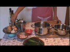 Risotto  Zucchine e Gamberetti AMC