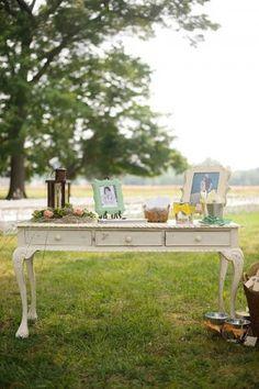 Vintage Wedding Decorations on Rustic Vintage Wedding Decor