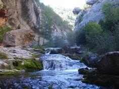 río Pitarque (Teruel)