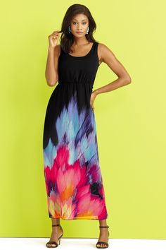 977ccd632dd This long maxi dress with bold