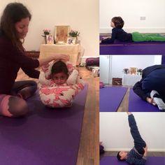 Yoga for the Special Child - Sonia Sumar Method @MahaDevi Yoga Centre