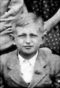 (08/07/1932) Lidice, Czech Republic (07/02/1942) sadly murdered at Chelmno extermination camp during Lidice massacre 9 years old