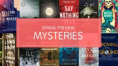 Sherlock Holmes, Satanic Cults, and H. P. Lovecraft: Spring 2017 Mysteries and Thrillers
