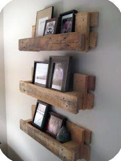 DIY! pallet-shelves i will do this!