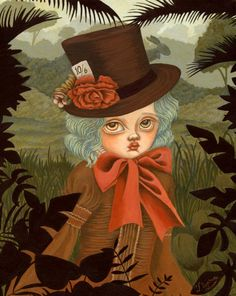 The Little Fox | The Mad Hatter