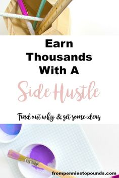 Starting a side hustle is one of the best things that you can do for yourself & your family. Learn why you should set up this easy, passive income stream: http://www.frompenniestopounds.com/start-side-hustle-will-one-best-things-ever/