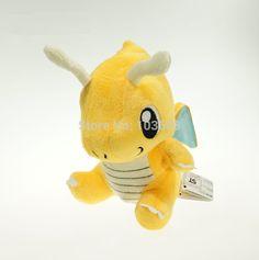 16cm Pokemon Go Dragonite Plush Toy The World Of Pokemon Go