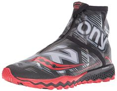 cd78cc47c6 Saucony Men s Razor Ice+ Trail Running Shoe  Designed specifically for  winter running