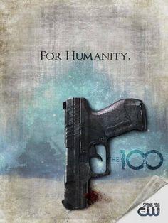 Afbeeldingsresultaat voor the 100 season 4 posters