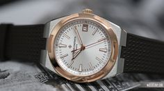 Borrowed Time: Vacheron Constantin Overseas Two-Tone Steel & Gold