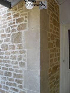 7 best parement en pierres naturelles images on pinterest natural stones attic and building. Black Bedroom Furniture Sets. Home Design Ideas