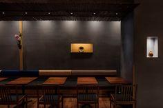 茶寮 つぼ市製茶本舗 浅草店 - PROJECT | infix design inc. Japanese Restaurant Interior, Japanese Interior, Restaurant Design, Japan Room, Japan Style, Imagines, Japan Fashion, Japanese Interior Design, Japanese Fashion