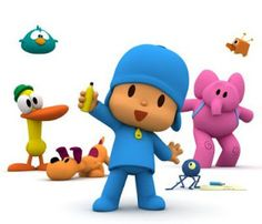 Pocoyo Coloring Pages ~ Free Printable Coloring Pages - Cool Coloring Pages