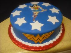Angie's Cakes & Bakes: The Domestic Side of Wonder Woman