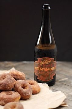 you've got to be kidding me. BAKED pumpkin autumn maple doughnuts?!!!