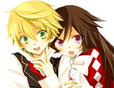 Alice deviantART | Oz x Alice Render by animeloverx12